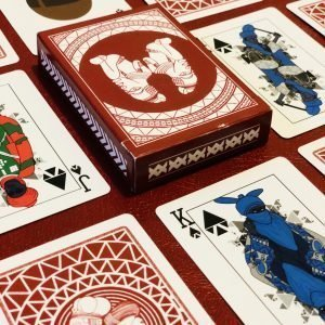 Know your Hand Playing Cards